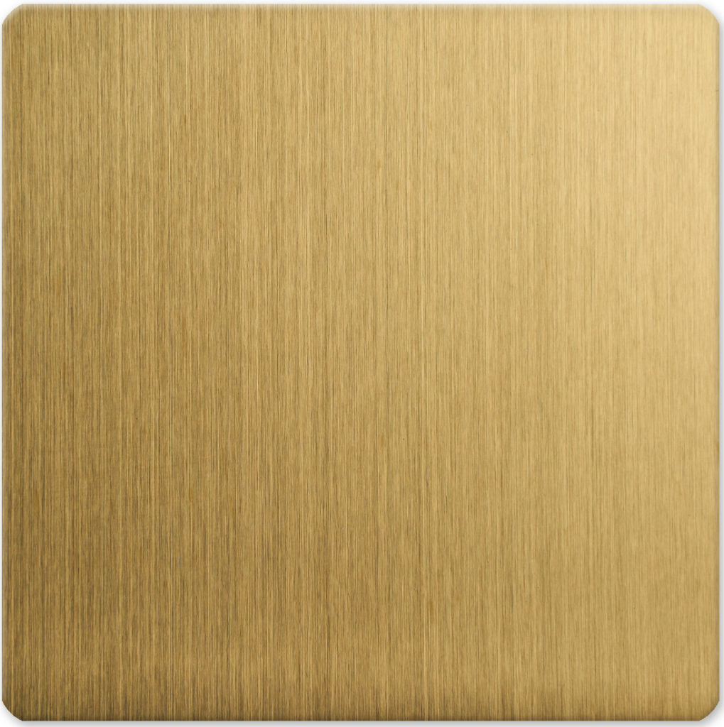 H-GD Hairline Gold (Satine Gold)