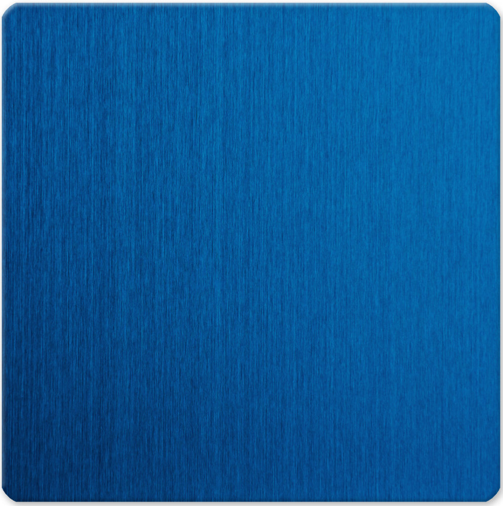 H-BL Hairline Blue (Satine Mavi)